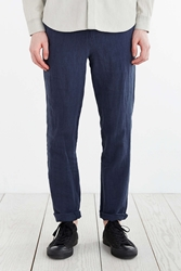Vanishing Elephant Suit Pant Navy