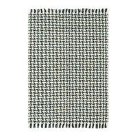 Brink And Campman Atelier Poule Rug 49805 Black And White