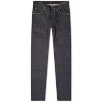Visvim Social Sculpture 01 Selvedge Jean Blue