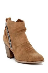 Modern Rebel Belen Bootie Brown