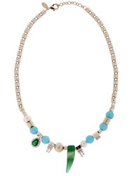 Iosselliani Colors Of Burma Necklace