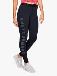 Under Armour Favourite Graphic Training Tights Black