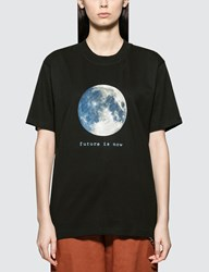 Wasted Paris Future Is Moon Black Short Sleeve T Shirt
