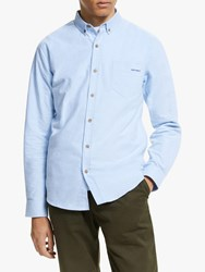 Maison Labiche Bromance Straight Fit Shirt Sky Blue
