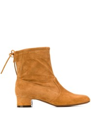 L'autre Chose Ankle Boots Brown