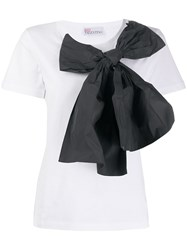 Red Valentino Bow Detail T Shirt 60