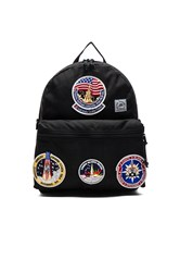 Epperson Mountaineering Day Pack With Vintage Nasa Patch Black