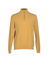 Ballantyne Turtlenecks Yellow