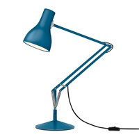Anglepoise Margaret Howell Type75 Desk Lamp Saxon Blue