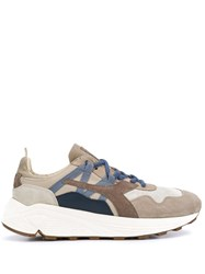 Diadora Rave Panelled Low Top Sneakers 60