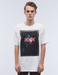 Black Scale Blinded S S T Shirt