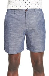 Men's Farah 'Bristow' Chambray Shorts