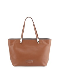Ligero East West Leather Tote Bag Cinnamon Stick Marc By Marc Jacobs