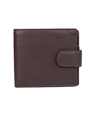 Dents Rfid Protected Billfold Wallet Chocolate