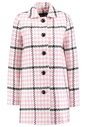 Miss Selfridge Classic Coat Multi Bright Multicoloured