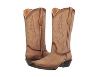 Durango Dream Catcher 12 Fancy Stitch Desert Sand Cowboy Boots Bone