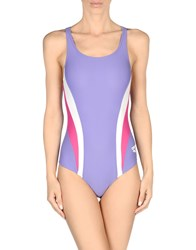 Arena Swimwear Performance Wear Women Purple