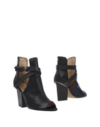 House Of Harlow 1960 Ankle Boots Black