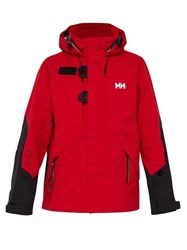 Helly Hansen Expedition Extreme Hooded Jacket Red