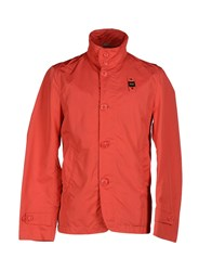 Blauer Coats And Jackets Jackets Men Coral
