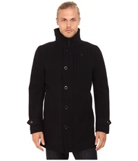 G Star Wool Garber Trench Coat Mazarine Blue Men's Coat