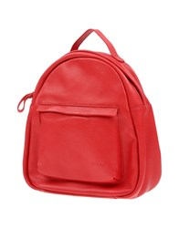 Nat And Nin Backpacks Fanny Packs Red
