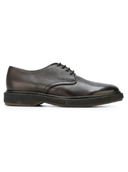 Henderson Fusion Oxford Shoes Brown