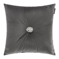Kylie Minogue At Home Narissa Bed Cushion 50X50cm Slate