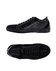 Alessandro Dell'acqua Footwear Low Tops And Trainers Women Black