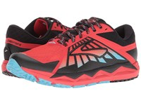 Brooks Caldera High Risk Red Black Aquarius Men's Running Shoes Orange