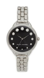 Marc Jacobs Betty Watch Stainless Steel Black