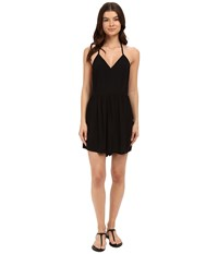 Hurley Lexi Romper Black Women's Jumpsuit And Rompers One Piece