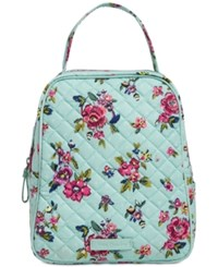 Vera Bradley Signature Lunch Bunch Bag Water Bouquet