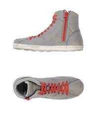 O.X.S. High Tops And Trainers Grey