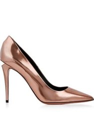 Alexander Wang Tia Stiletto Heels Rose Gold