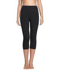 Yummie Tummie Jocelyn Capri Leggings Black