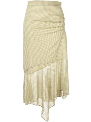 Camilla And Marc Gathered Asymmetric Skirt 60