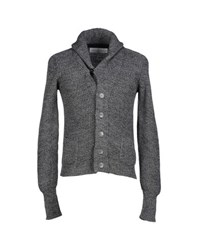 Golden Goose Knitwear Cardigans Men Grey