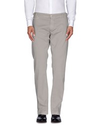 Truenyc. Trousers Casual Trousers Men Light Grey