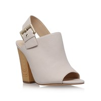 Nine West Orlanda High Heel Slingback Shoes Light Brown