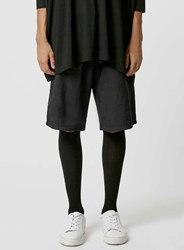 Topman Aaa Black Longer Length Shorts