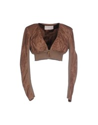 Betty Blue Knitwear Wrap Cardigans Women