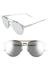 Christian Dior Men's Homme Motion 53Mm Sunglasses Grey