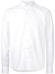 Estnation Long Sleeve Shirt White