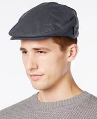Barbour Men's Cheviot Tartan Cap Navy