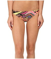 Tyr Whaam Bikini Bottom Coral Women's Swimwear