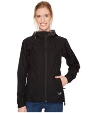 Arc'teryx Solano Jacket Black Women's Coat