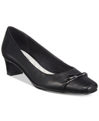 Easy Street Shoes Venture Pumps Women's Black