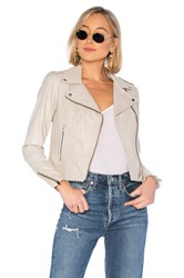 Lamarque Donna Leather Jacket Taupe