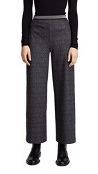 Bailey 44 Bailey44 Expat Brushed Ponte Pants Anthracite